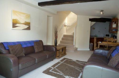 Snaptrip - Last minute cottages - Luxury Windermere Cottage S249 - Beech Cottage, lounge, Lakes Cottage Holidays