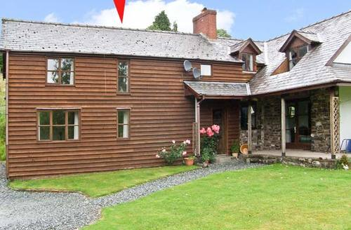 Snaptrip - Last minute cottages - Wonderful Newtown Felin S4685 -