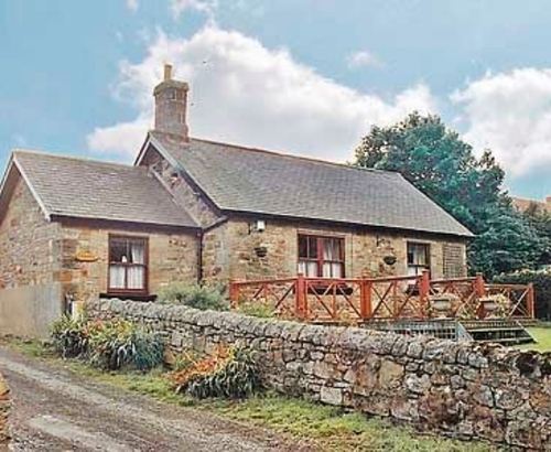 Tasteful alnwick cottage s14395 lilac cottage alnwick for Country cottage kennel