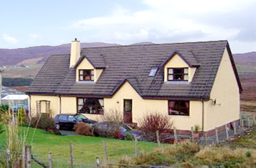 Snaptrip - Last minute cottages - Cosy Portree Annexe S4748 -