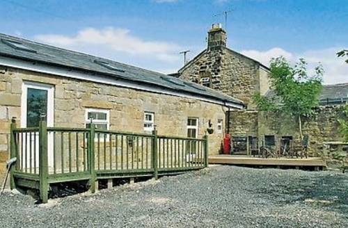 Snaptrip - Last minute cottages - Lovely Otterburn Cottage S14633 -