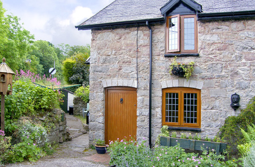 Snaptrip - Last minute cottages - Captivating Ruthin Cottage S4842 -