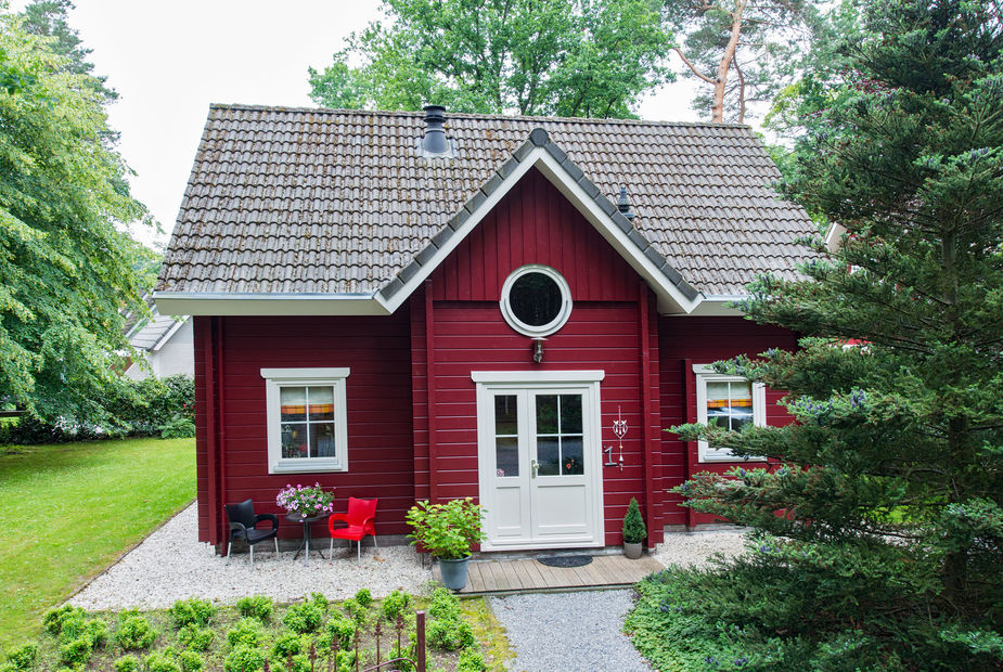 b176de45357 Attractive Oisterwijk Cottage S160471, Vakantiepark De Reebok 3 ...