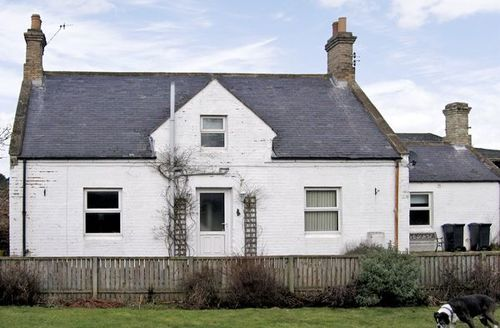 Snaptrip - Last minute cottages - Attractive Eyemouth Cottage S4895 -