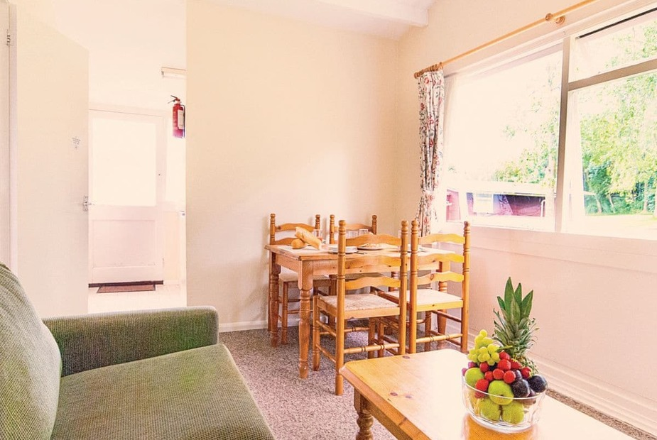 Statement Chalet 2 (sleeps 6) Typical | Statement Chalet 2 (sleeps 6) - Shorefield Country Park, Milford-on-Sea, Nr Lymington