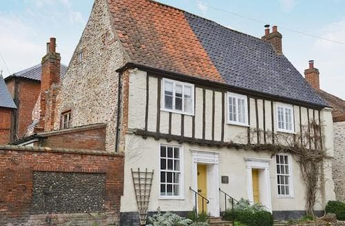 Snaptrip - Last minute cottages - Splendid Fakenham Cottage S45425 -