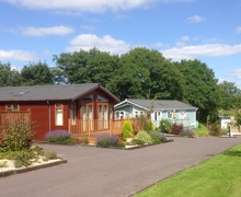Snaptrip - Last minute cottages - Lovely Honiton Lodge S45735 -