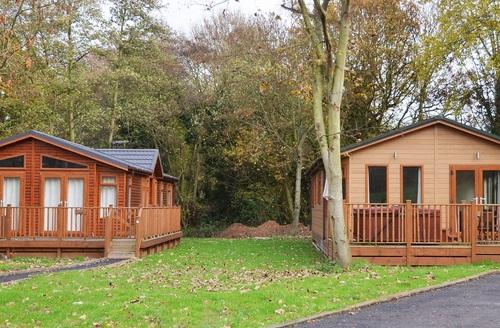 Snaptrip - Last minute cottages - Superb North Walsham Lodge S45806 -