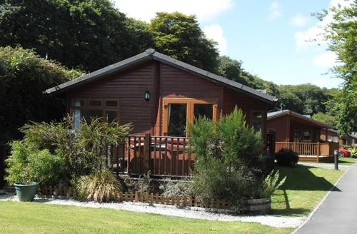 Snaptrip - Last minute cottages - Wonderful Holsworthy Lodge S45824 -
