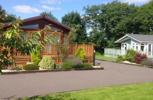 Snaptrip - Last minute cottages - Wonderful Honiton Lodge S45826 -