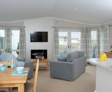 Snaptrip - Last minute cottages - Luxury Holsworthy Lodge S45839 -