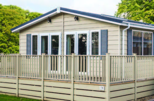Snaptrip - Last minute cottages - Adorable North Walsham Lodge S45846 -