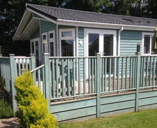 Snaptrip - Last minute cottages - Captivating Honiton Lodge S45854 -