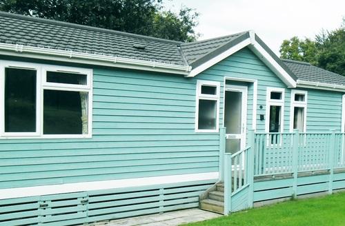 Snaptrip - Last minute cottages - Tasteful Holsworthy Lodge S45857 -