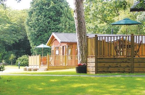 Snaptrip - Last minute cottages - Tasteful Holsworthy Lodge S45859 -