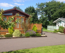 Snaptrip - Last minute cottages - Charming Honiton Lodge S45869 -