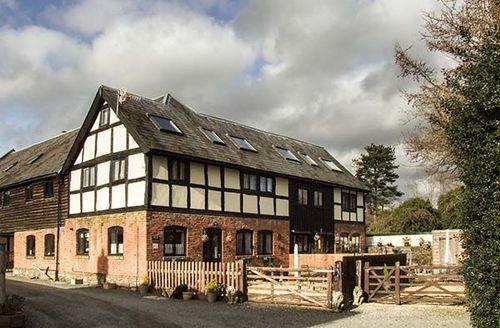 Snaptrip - Last minute cottages - Beautiful Presteign Cottage S46052 -