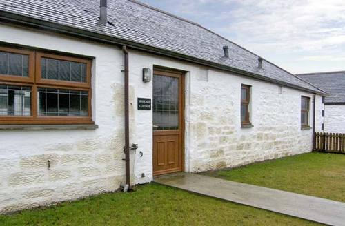Snaptrip - Last minute cottages - Lovely Lockerbie Cottage S5156 -