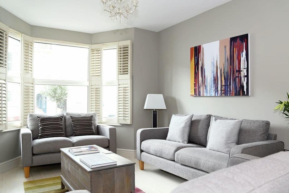 Calverley Park House Living room/dining room | Calverley Park House, Tunbridge Wells