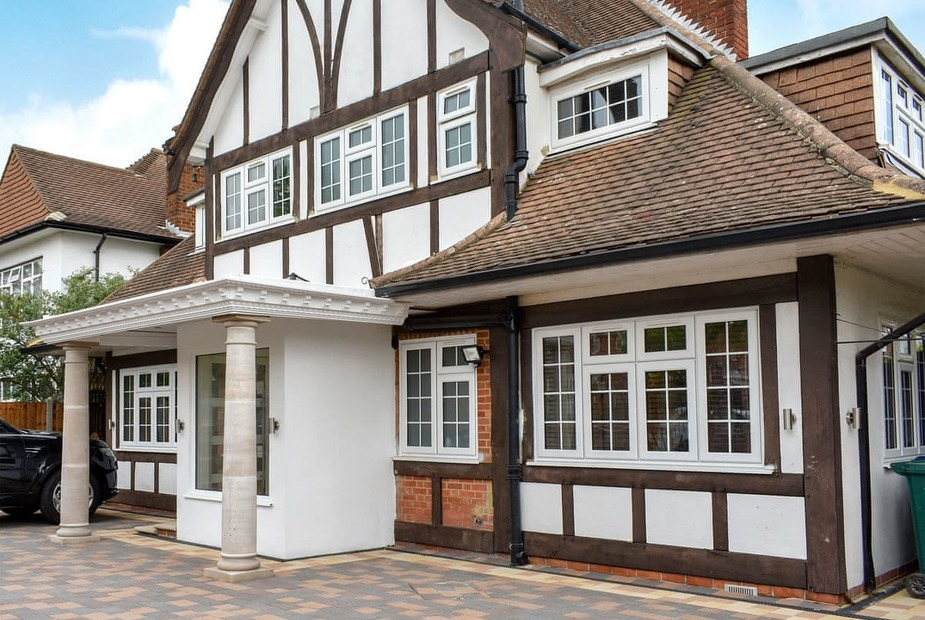 Tudor Lodge Exterior | Tudor Lodge, Edgware
