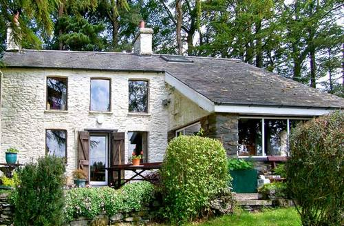 Snaptrip - Last minute cottages - Superb Ystrad Meurig Rental S5268 -