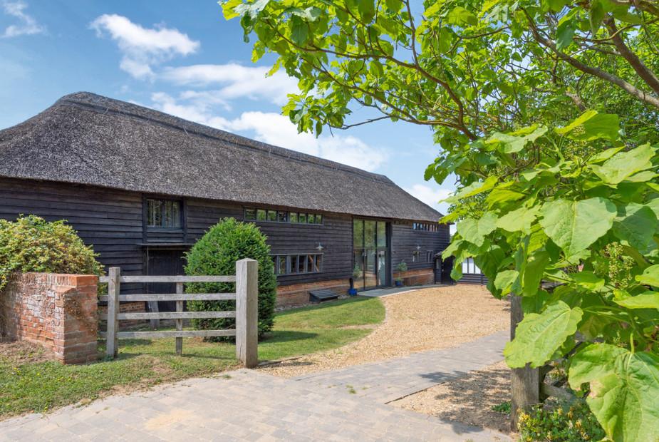 Butley Barn, Butley