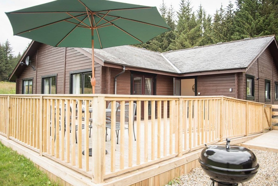 The Spedding Chalet The Spedding Chalet | Straker Lodges, Kielder Water and Forest Park