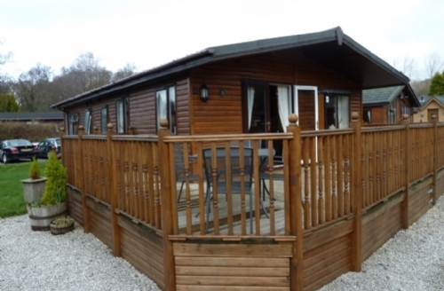 Snaptrip - Last minute cottages - Beautiful Windermere Lodge S585 - ake View Lodge, White Cross Bay, self catering Windermere, Lakes Cottage Holidays