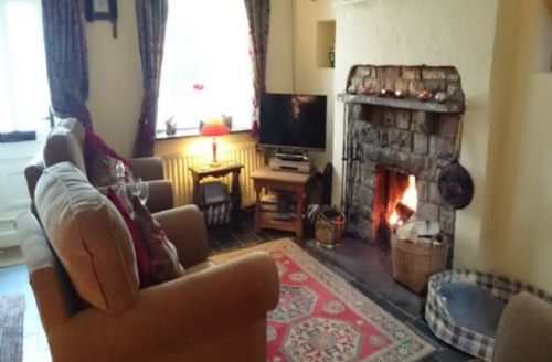 Snaptrip - Last minute cottages - Cosy Sedbergh Cottage S407 -