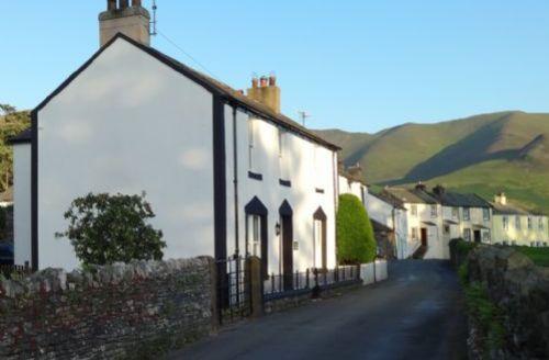 Snaptrip - Last minute cottages - Quaint Cockermouth House S557 -