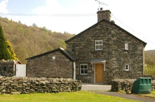 Snaptrip - Last minute cottages - Tasteful Satterthwaite Cottage S49588 - A great location in the heart of the village of Satterthwaite