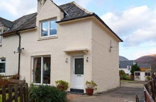 Snaptrip - Last minute cottages - Gorgeous Kinlochleven Cottage S5430 -