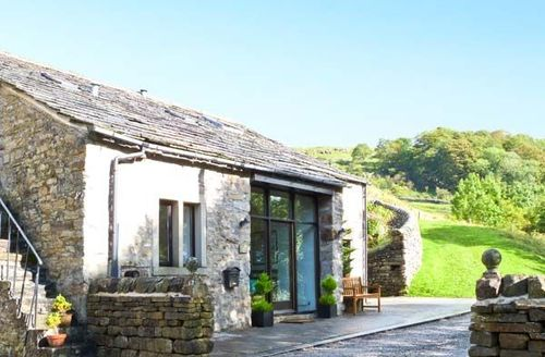 Snaptrip - Last minute cottages - Exquisite Skipton Barn S4041 -