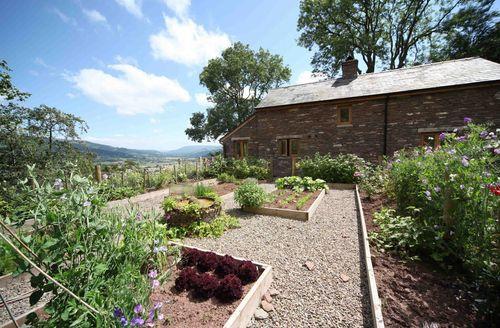 Snaptrip - Last minute cottages - Beautiful Crickhowell Cottage S45929 -