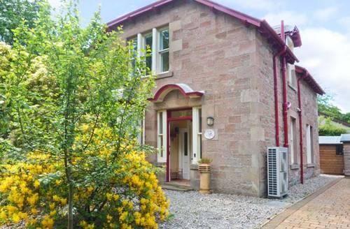 Snaptrip - Last minute cottages - Splendid Strathpeffer Rental S5664 -