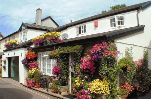Snaptrip - Last minute cottages - Delightful Kingsbridge Apartment S43865 - South Devon holiday apartment Sleeps 3