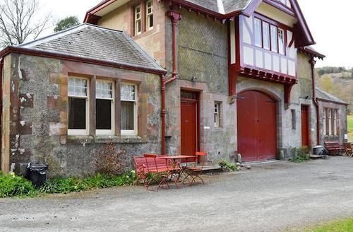 Snaptrip - Last minute cottages - Luxury Blairgowrie Cottage S50634 -
