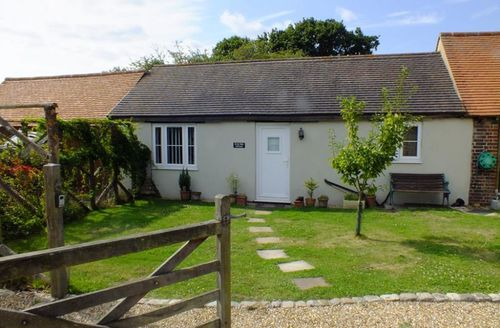 Snaptrip - Last minute cottages - Lovely Framfield Cottage S50901 -
