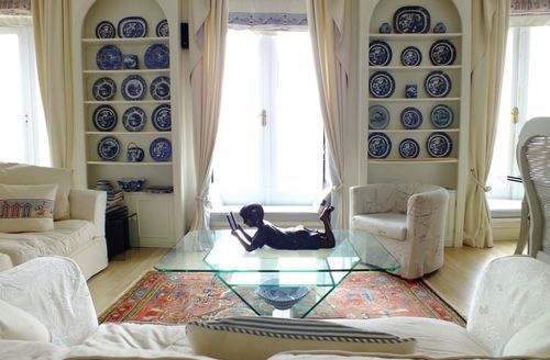 Snaptrip - Last minute cottages - Beautiful St Leonards On Sea Cottage S51017 - Welcome to the Colonnade!