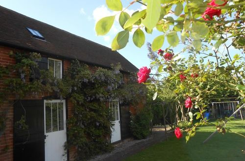 Snaptrip - Last minute cottages - Delightful Boughton Under Blean Cottage S51110 -