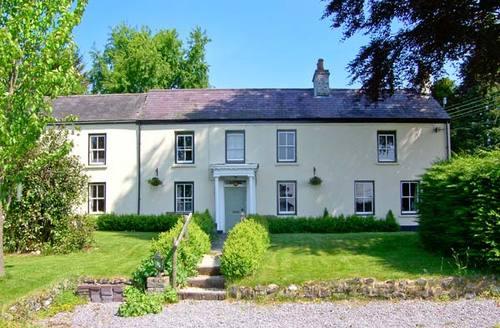Snaptrip - Last minute cottages - Wonderful Llanwrda Cottage S6047 -