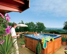 Snaptrip - Last minute cottages - Excellent Llangadfan Lodge S52136 - Dyfnant Lodge