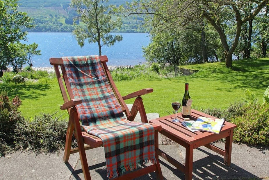 View | The Anchorage, Loch Tay, Aberfeldy - The Anchorage