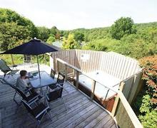 Snaptrip - Last minute cottages - Lovely Kippford Lodge S54435 - Typical Boston Lodge 2 VIP