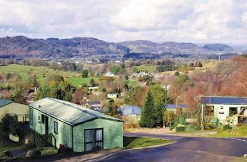 Snaptrip - Last minute cottages - Excellent Kippford Lodge S54503 - Views from the park