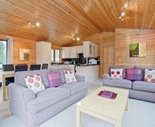 Snaptrip - Last minute cottages - Wonderful Halwill Lodge S54784 - Metherell Lodge