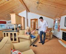 Snaptrip - Last minute cottages - Beautiful Polperro Lodge S54896 - Gold Lodge