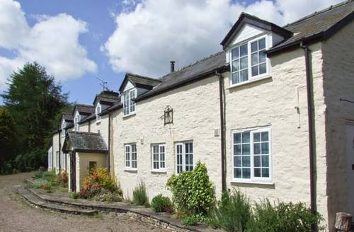 Snaptrip - Last minute cottages - Superb Hereford Cottage S6729 -