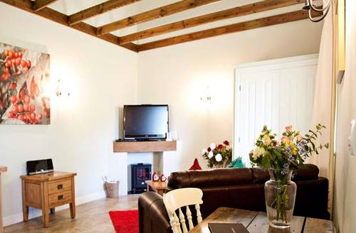 Snaptrip - Last minute cottages - Inviting Consett Cottage S6778 -