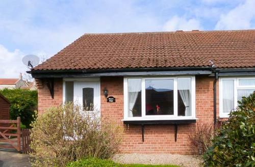 Snaptrip - Last minute cottages - Tasteful Kirkbymoorside Cottage S6841 -